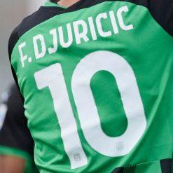 Sassuolo font 2021-2022 Puma