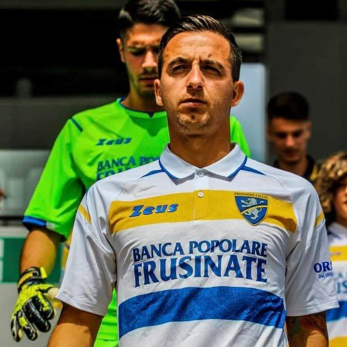 Divisa away Frosinone 2021-22