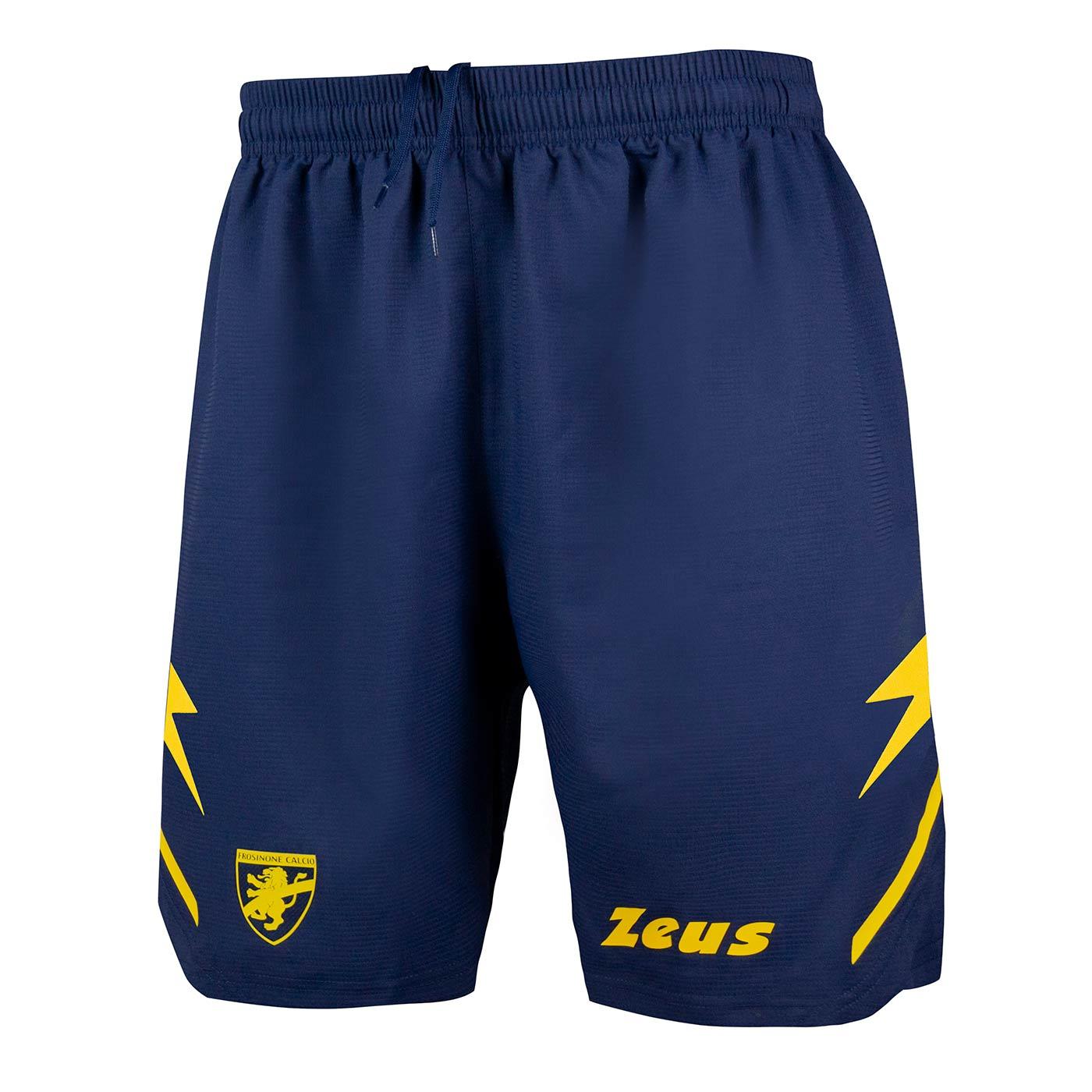 Pantaloncini blu Frosinone 2021-2022