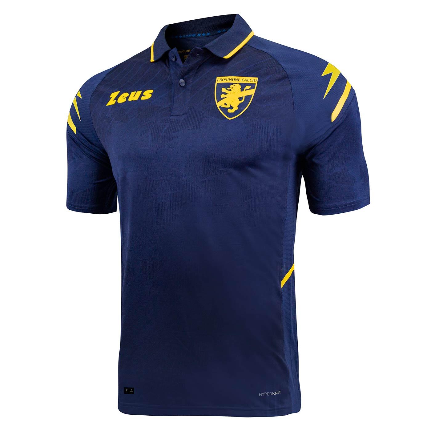 Terza maglia Frosinone blu 2021-2022