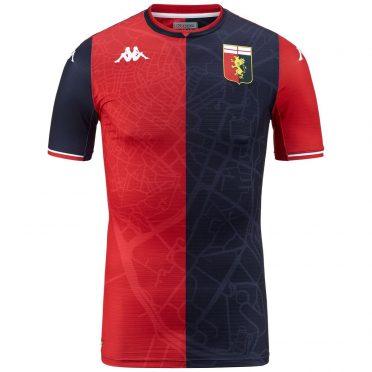 Maglia Genoa 2021-2022 Kappa