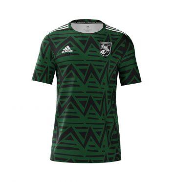 Maglia Grasshopper derbyshirt 2021-2022 verde