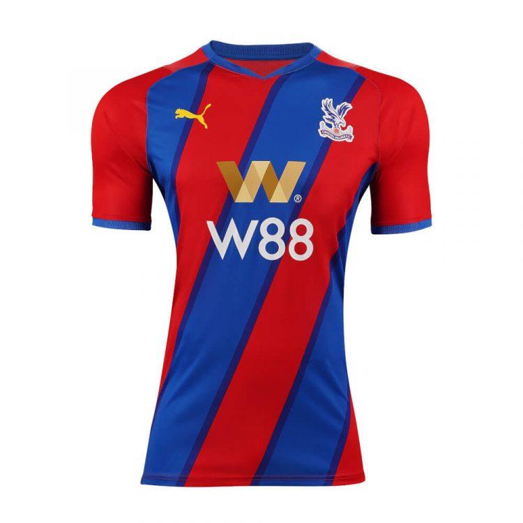 Maglia Crystal Palace 2021-2022 home