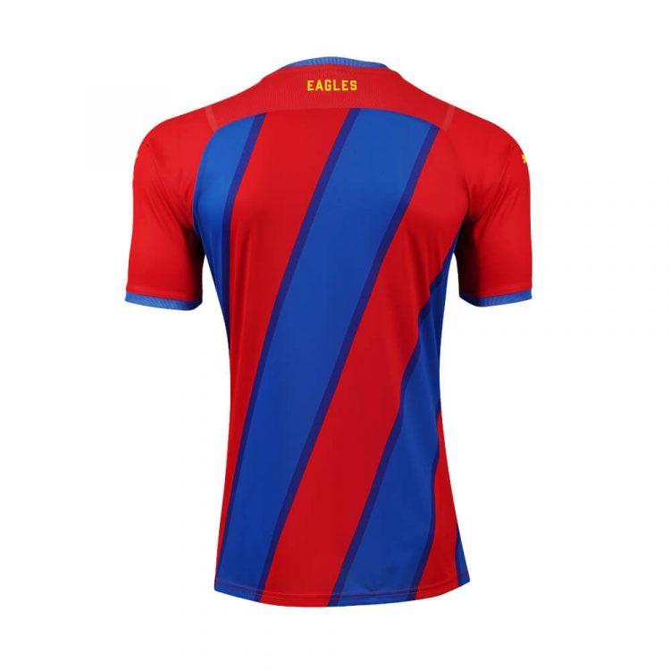 Maglia Crystal Palace 2021-2022 retro
