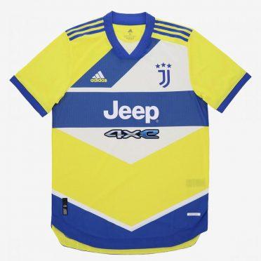 Terza maglia Juventus 2021-2022 Adidas