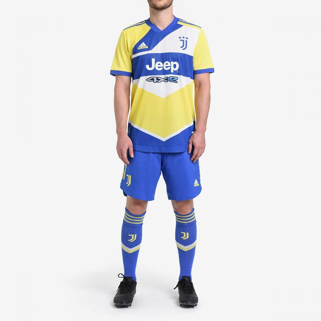 Completo Juventus third 2021-2022