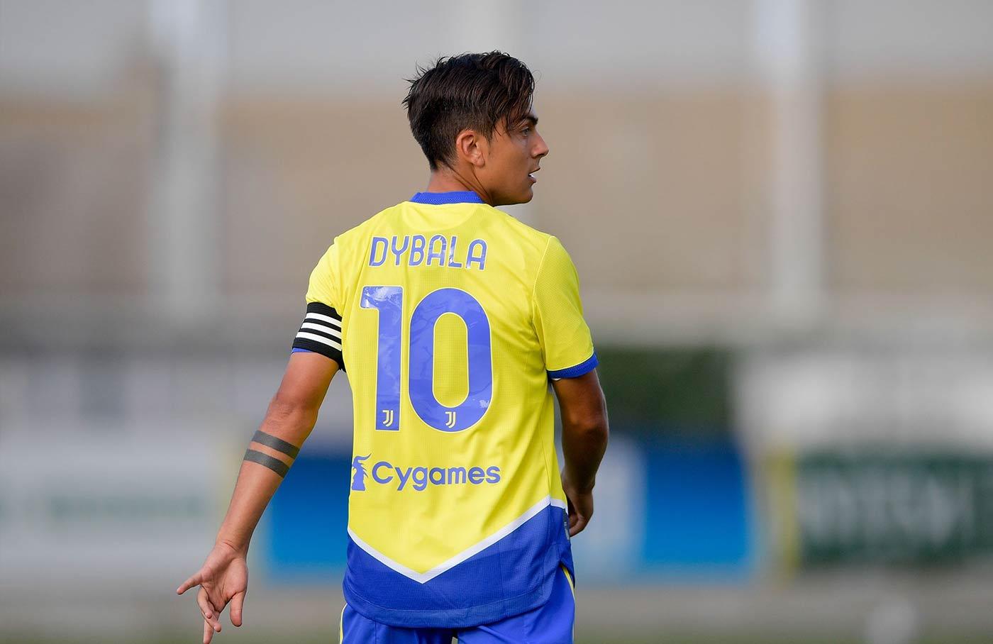 Font Dybala Juventus