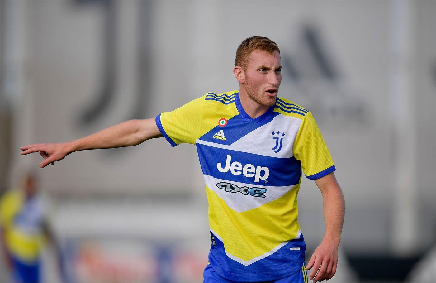 Juventus terza maglia Adidas gialloblù