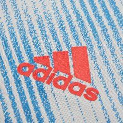 Logo Adidas rosso maglia United