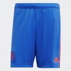 Pantaloncini blu Manchester United 2021-22 away