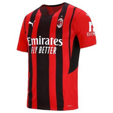 Maglia Milan 2021-2022 Puma