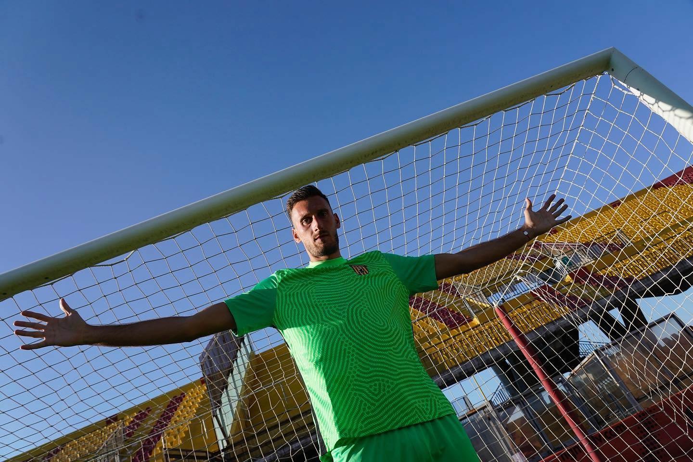 Maglia Benevento portiere 2021-2022 Nike