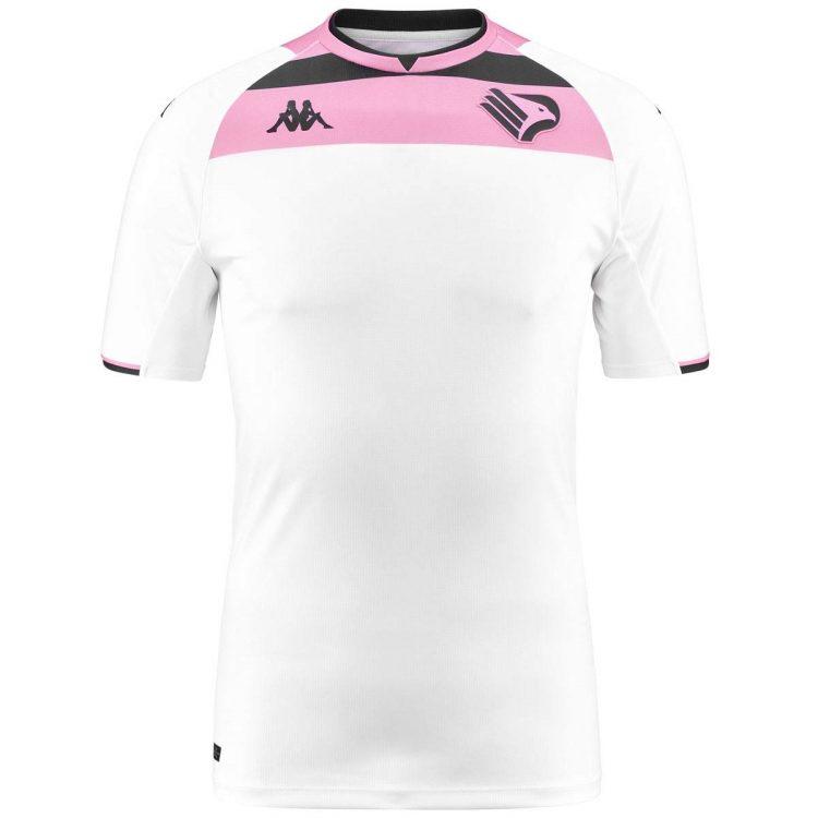 Seconda maglia Palermo bianca Kappa