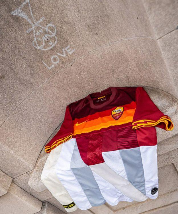 Roma Nike Mashup Colosseo 1