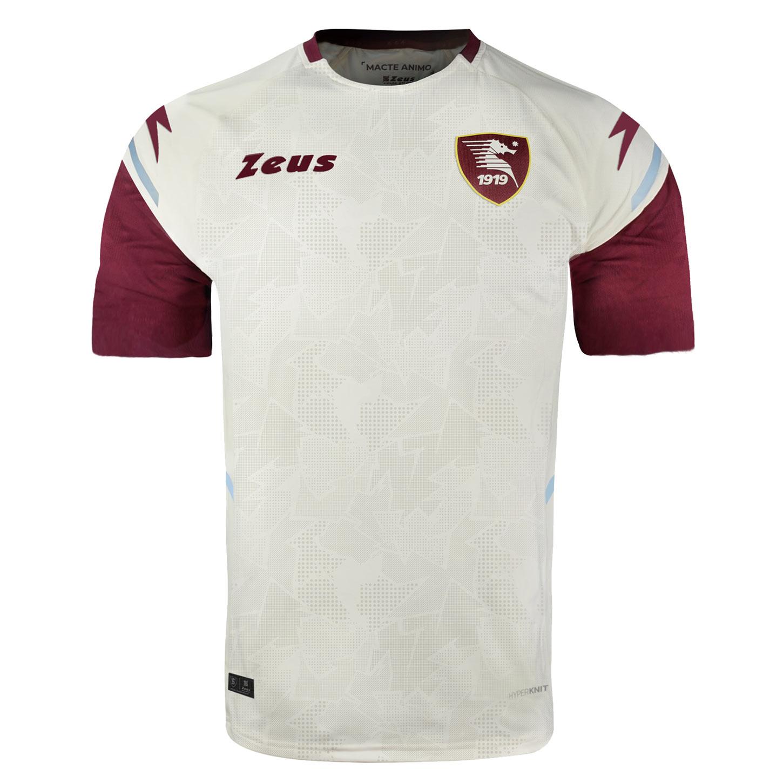 Seconda maglia Salernitana 2021-2022 bianca