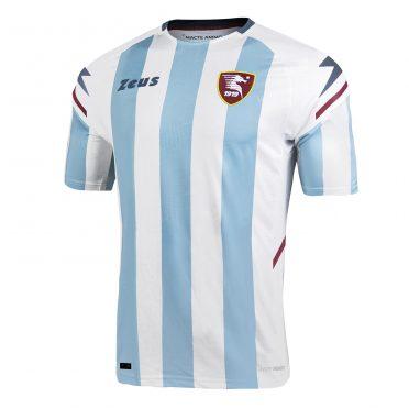 Quarta maglia Salernitana biancoceleste 2021-22