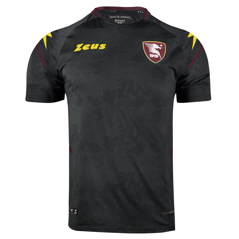 Terza maglia Salernitana nera 2021-22