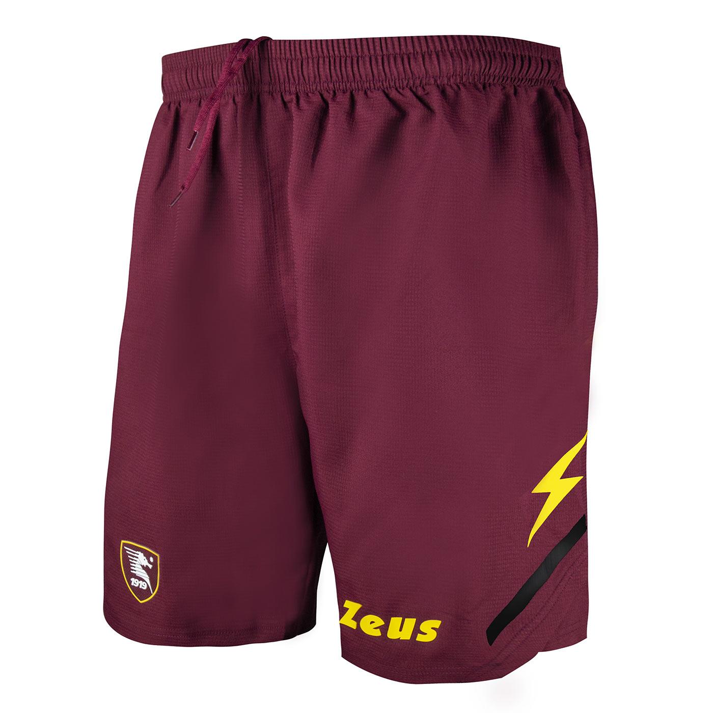 Pantaloncini Salernitana granata Zeus