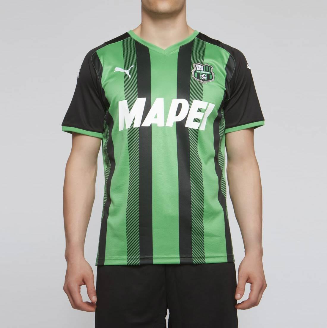 Maglia Sassuolo 2021-2022 Puma