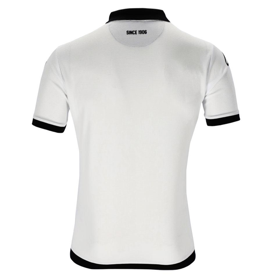 Maglia Spezia 2021-2022 bianca retro