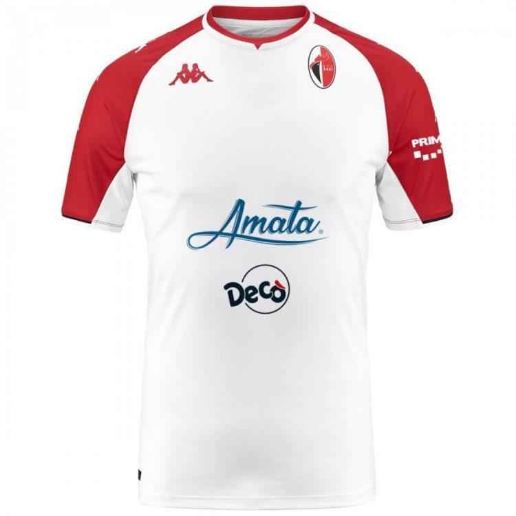Maglia Bari 2021-2022 bianca