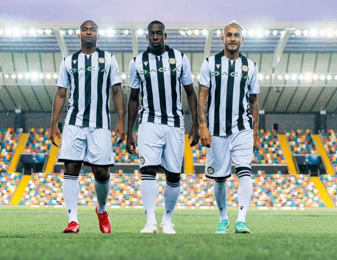 Divisa Udinese 2021-2022