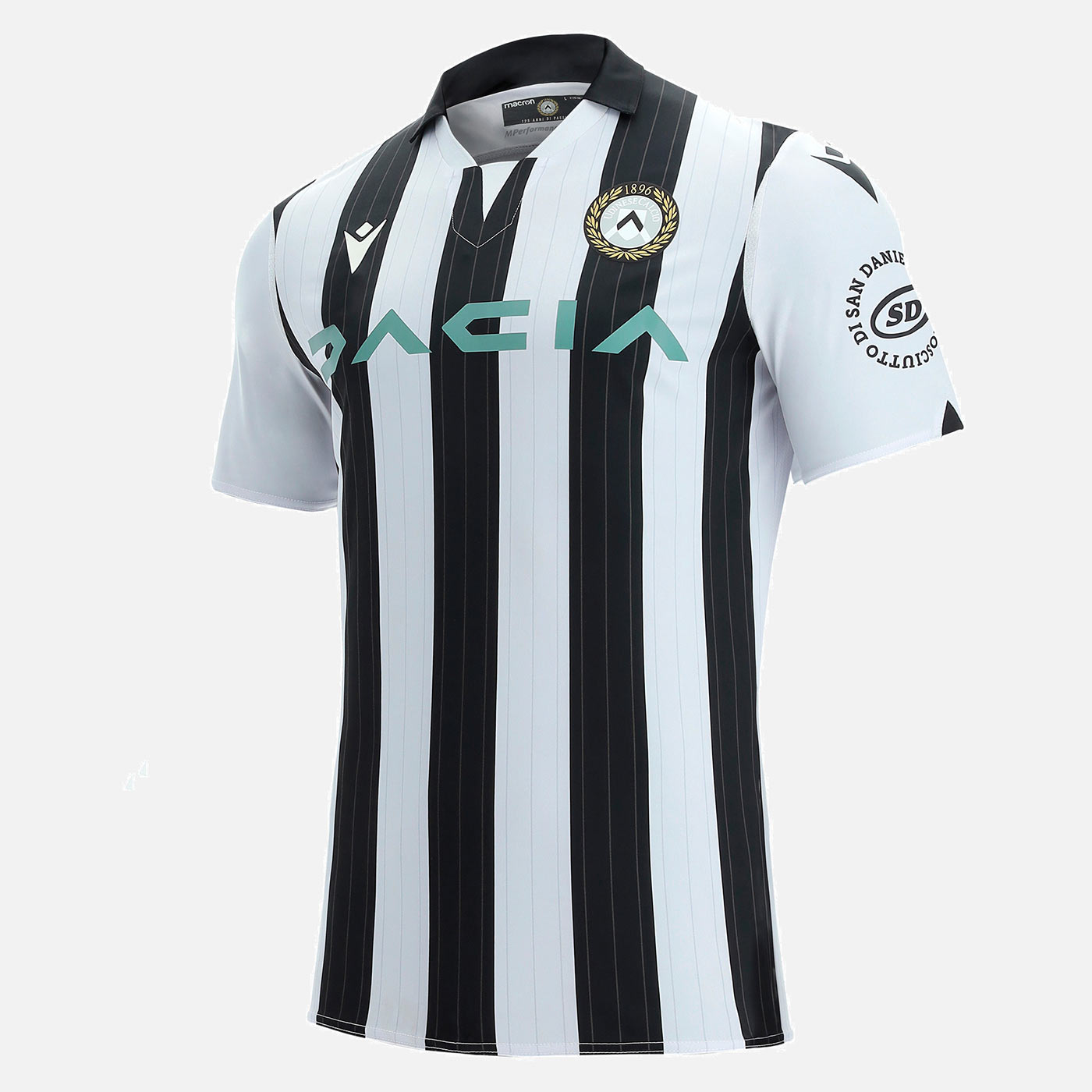 Maglia Udinese 2021-2022 Macron
