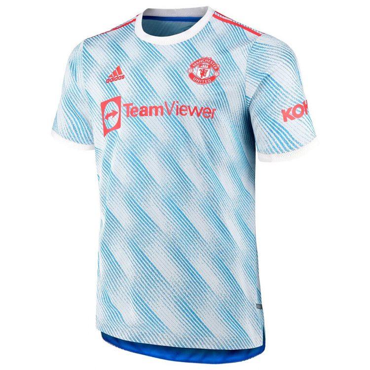 Seconda maglia Manchester United 2021-2022