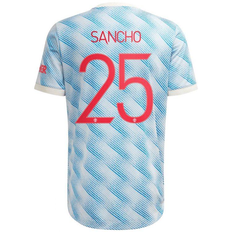 Seconda maglia Manchester United 2021-2022 Sancho 25