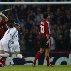 Zidane goal against Leverkusen
