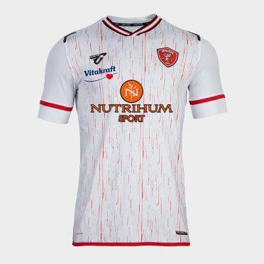 Seconda maglia Perugia bianca 2021-2022