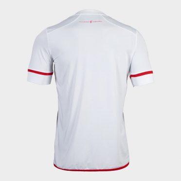 Seconda maglia Perugia bianca 2021-2022 retro