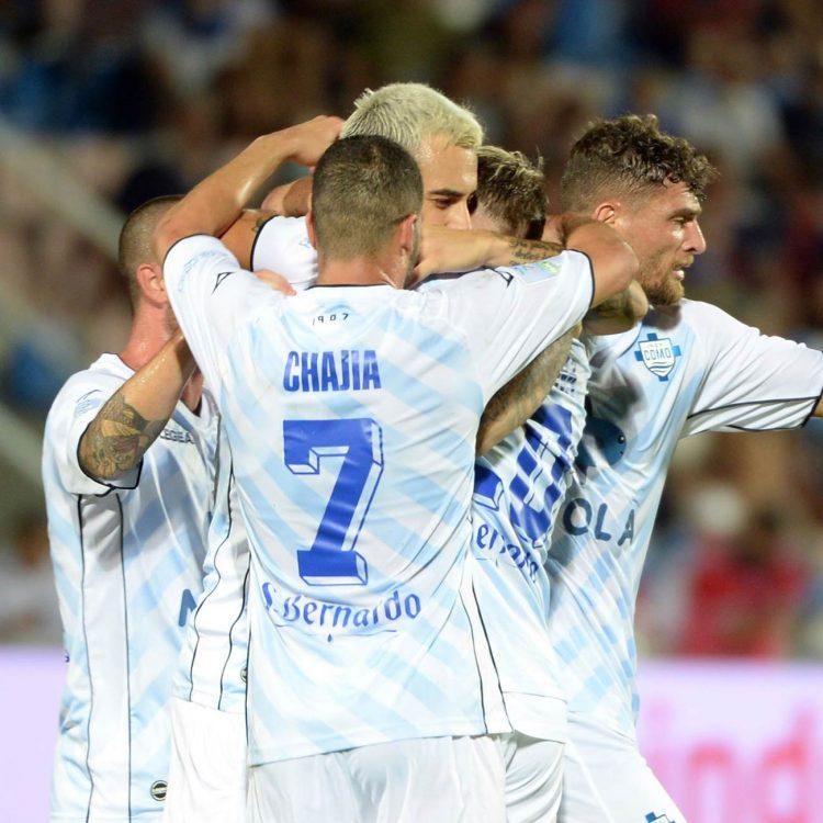 Retro maglia away Como 2021-2022