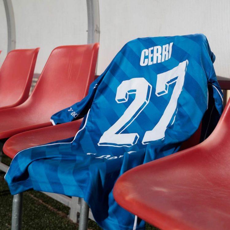 Como maglia Cerri 27