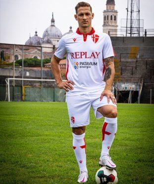 Divisa Padova home 2021-2022