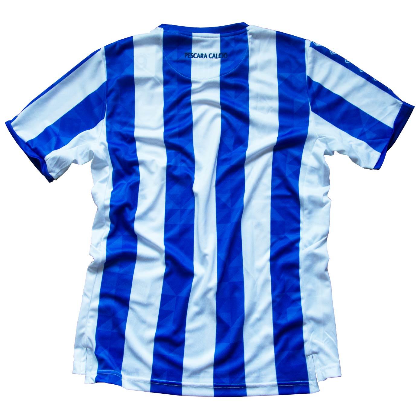 Retro prima maglia Pescara Calcio