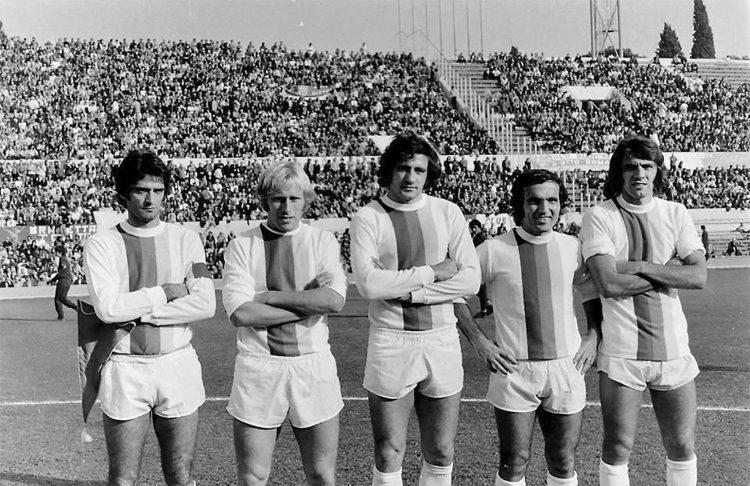 Roma-CSKA 1973