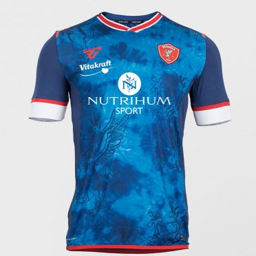 Terza maglia Perugia blu 2021-2022