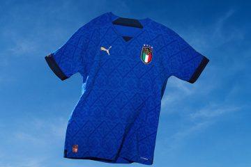 Nuova maglia Italia Nations League