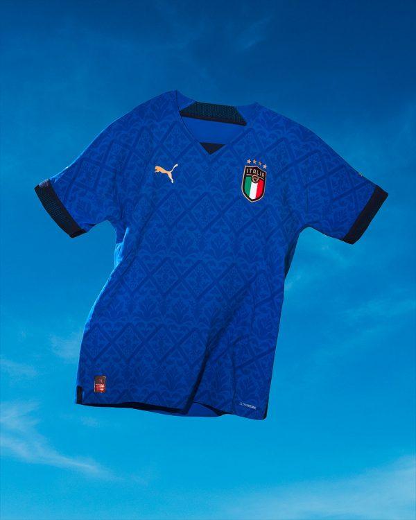 Nuova maglia Italia Nations League 2021
