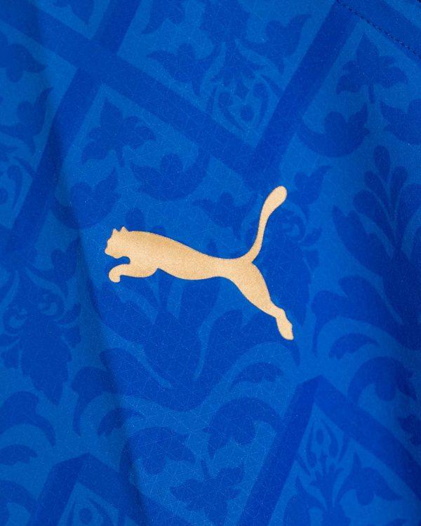 Logo Puma maglia Italia