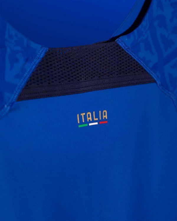Retro collo Italia maglia Nations League