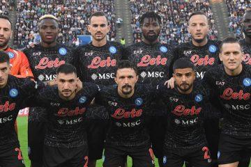La maglia speciale del Napoli per Halloween 2021