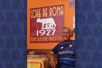 La nuova quarta maglia della Roma